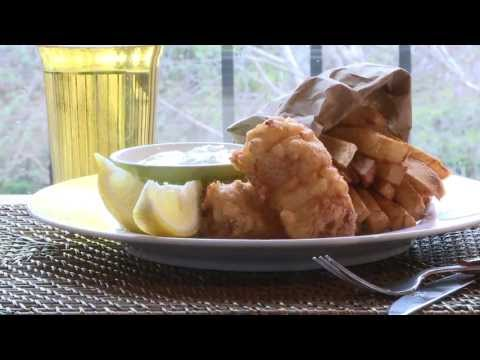 How to Make Fish and Chips | Fish and Chips Recipe | Allrecipes.com