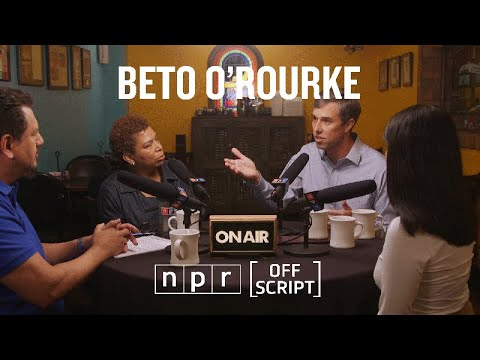 Beto O'Rourke Talks Gun Control, Health Care With Two Undecided Voters | Off Script | NPR thumbnail
