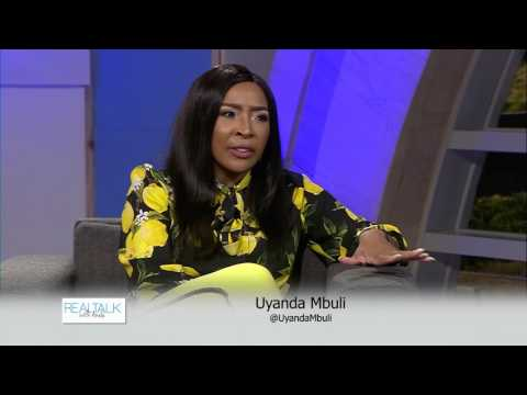 Real Talk with Anele Season 3 Episode 23 - Aisha Mohammed, Uyanda Mbuli & Alfred Ntombela