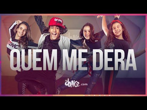 Quem me Dera - Márcia Fellipe Jerry Smith  FitDance TeenKids Coreografía Dance