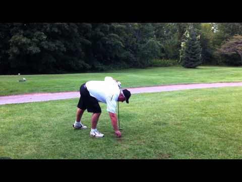 2013 Braves Golf Tournament - Marshmallow Driving Contest