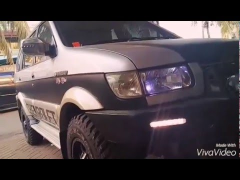 Mobil Tavera Di Robinson Bekasi Youtube