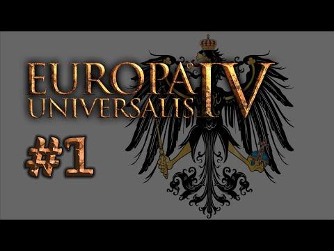 EU4 Brandenburg/Prussia - Part 1 - A Neu Start