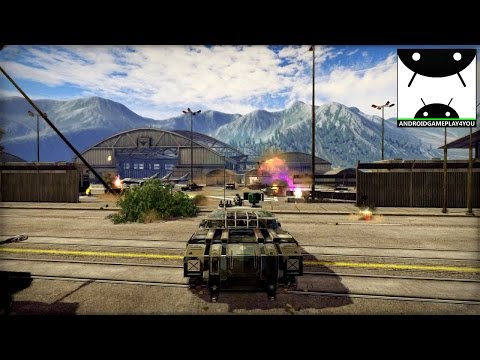 Infinite Tanks Android GamePlay [Ultra Settings/1080p/60FPS] (By Atypical Games)