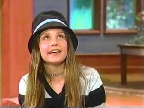 Amanda Bynes  1999.  Age 12
