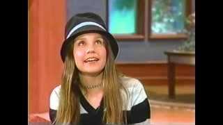 Amanda Bynes interview 1999.  Age 12