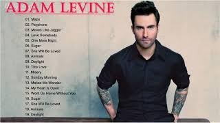 Best songs of Adam Levine Full Album-Adam Levine Greatest Hits