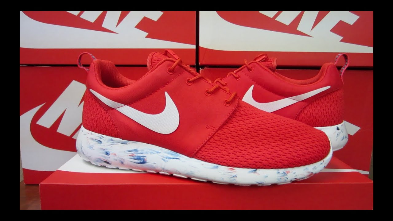 5100b78fed0 Nike Roshe Run Marble