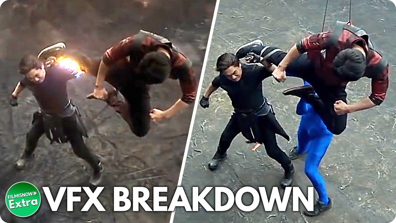 SHANG-CHI AND THE LEGEND OF THE TEN RINGS | VFX Breakdown (2021)