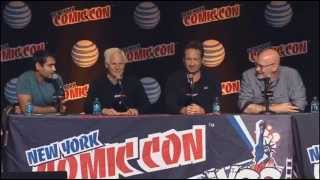 THE X FILES Panel at NYCC [10-10-15]