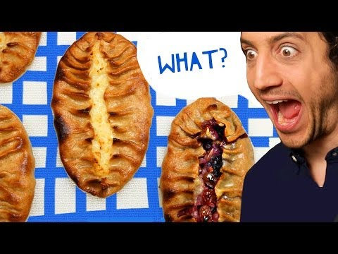 Finnish Karelian Pasty : Classic & Twisted ! Karjalanpiirakka