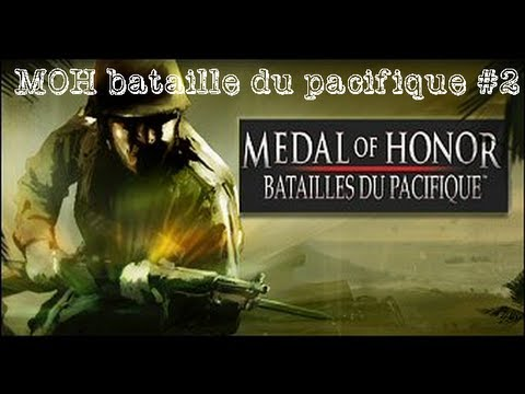 medal of honor batailles du pacifique pc