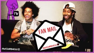 Mindless Behavior Fanmail with the guys - Mindless Takeover Ep 75