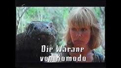Komodo Warane   Die Drachenfrau