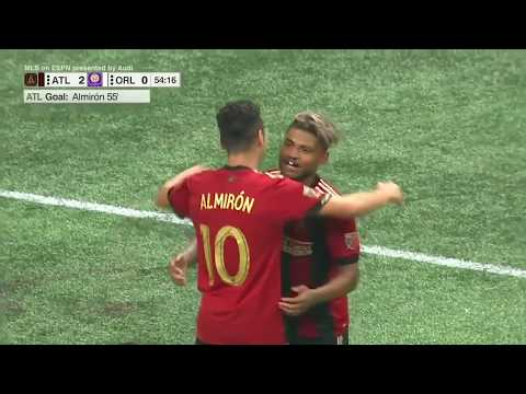 First to 50: Atlanta United's first 50 goals so far in 2018