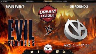 EG vs VG - 2 - Main Event - DREAMLEAGUE S13 Major Leipzig - Viciuslab