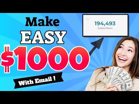 How To Build An Email List Fast!  List Building Tutorial 2019