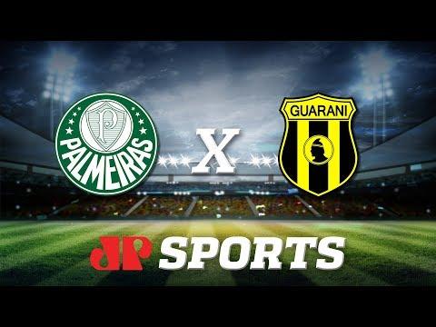 AO VIVO - Palmeiras x Guarani - 10/03/2020 - Libertadores - Futebol JP