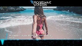 Z8phyR - Blossom (Alex Byrka Sunrise Mix) [Music Video] [Midnight Coast]