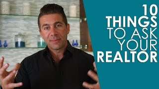 Kelowna Real Estate: 10 Things To Ask Your Realtor