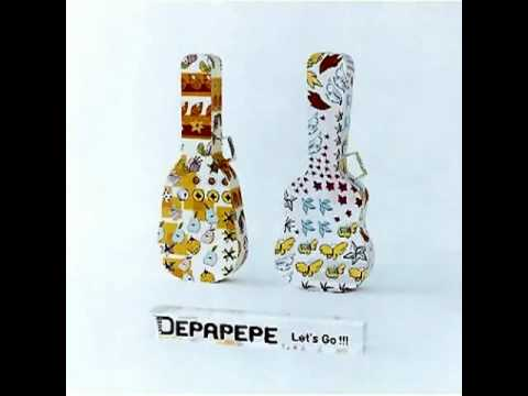 Depapepe - Don't You Think It Was a Good Day / Ii-Hi Dattane (いい日だったね)