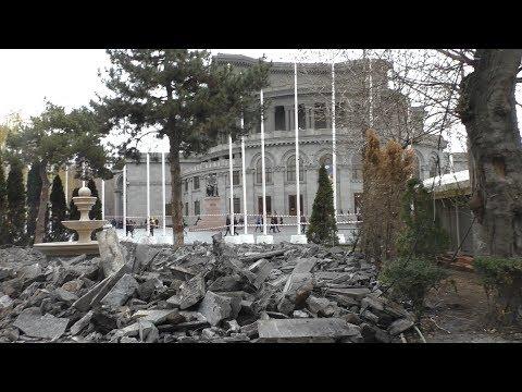 Yerevan, 16.03.19, Sa, Video-2, 4-rd Or, Srcharanneri Apamontazhum.
