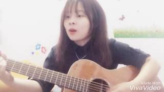 [Mia Chan] Trouble is a friend Guitar cover