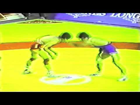 1989 Senior World Championships: 52 kg Valentin Jordanov (BUL) vs. Majid Torkan (IRI)