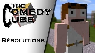 The Comedy Cube - Résolutions