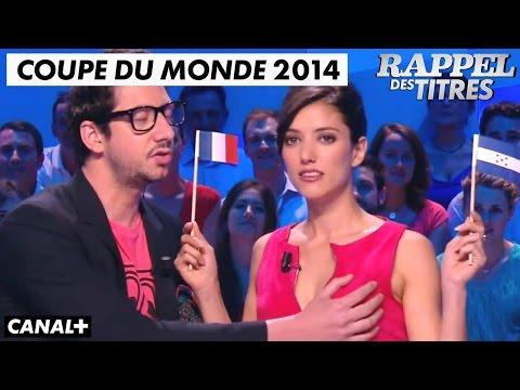 Coupe du Monde 2014 - Rappel des titres