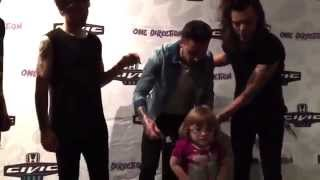 One Direction meet and greet 12/9 Mp3