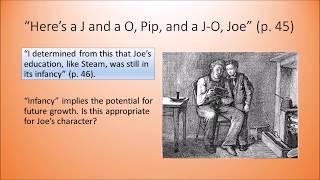 Great Expectations: Pip's Awareness of Social Class