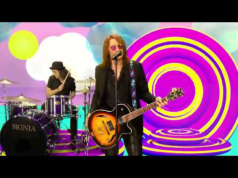 Donnie Vie - Smokin' Hot Lollipop (720p HD) Music Video (Enuff Z'Nuff)