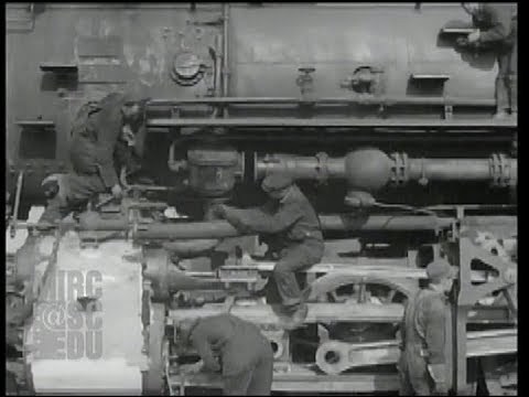 Southern Pacific Steam Power in the Shop and on the Road: November 26, 1929