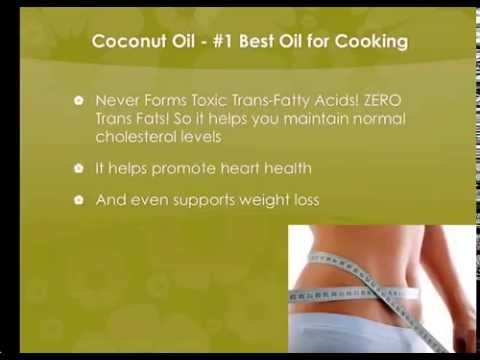 Cooking Coconut Oil – The Only Healthy Cooking Oil Out there – this Video will Blow you Away!