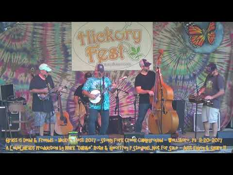 Grass is Dead & Friends – Hickory Fest 8- 20- 2017