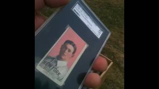 most valuable most expensive baseball cards found in a shed near barkerville b.c.