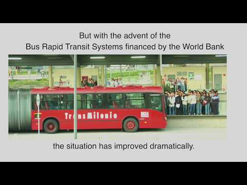 An Overview of a World Bank Project: National Urban Transport in Colombia