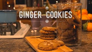 Ginger Cookies | Hungry For: Après-ski