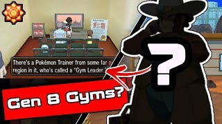 Are Generation 8 Pokemon Gyms Referenced In Pokemon Ultra Sun And Ultra Moon?
