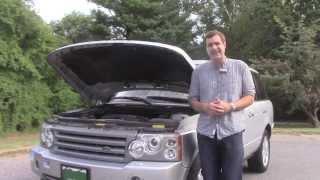 My Range Rover's CarMax Warranty: A Summary