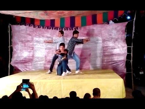 Love Me Again Dance Performance || Nannaku Prematho || Santosh || Rushi (my Brother)