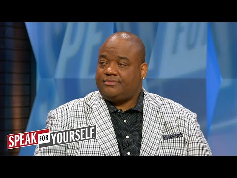 Whitlock on reports Kawhi is not that into LAC now that LeBron is in LA | NBA | SPEAK FOR YOURSELF