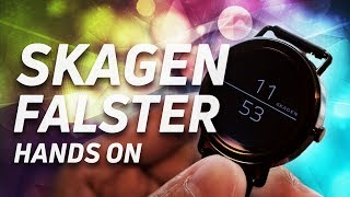 Skagen Falster First Look - The Most Beautiful Android Wear Smartwatch?