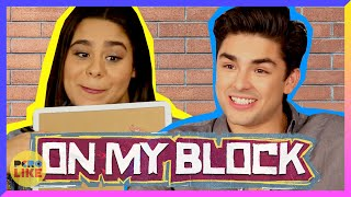 "How Well Does The Cast Of ""On My Block"" Know Each Other?"