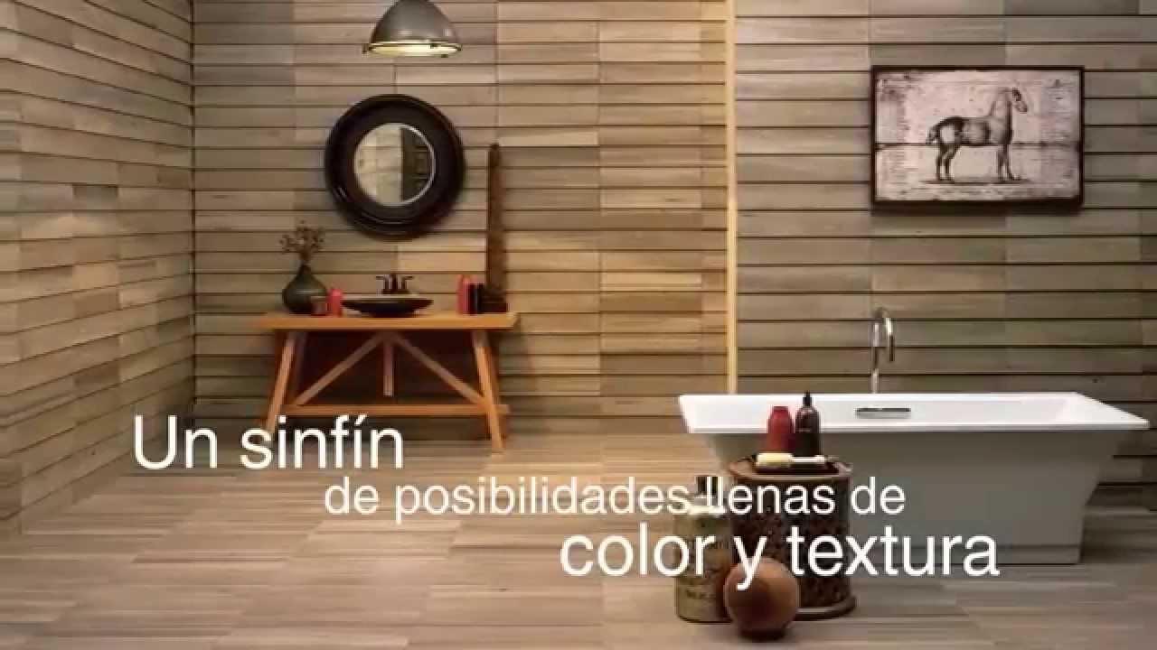 Interceramic espa ol youtube for Interceramic pisos