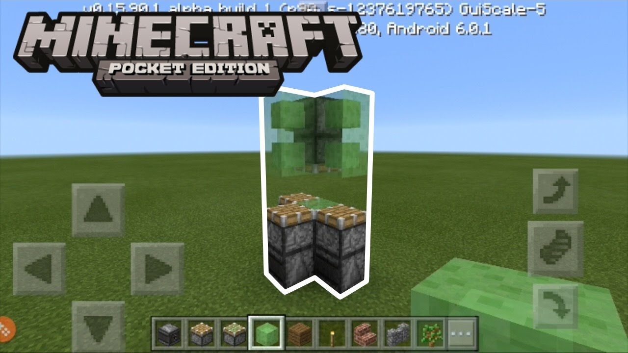 How to make a rocket in minecraft 50