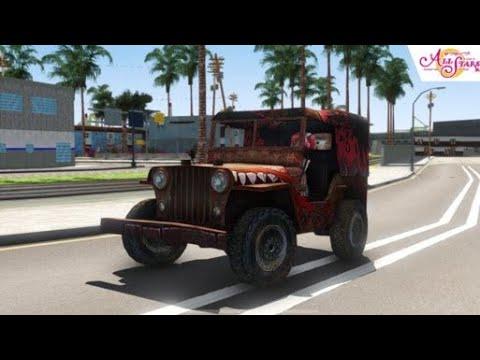 93 Mod Mobil Jeep Terbaru