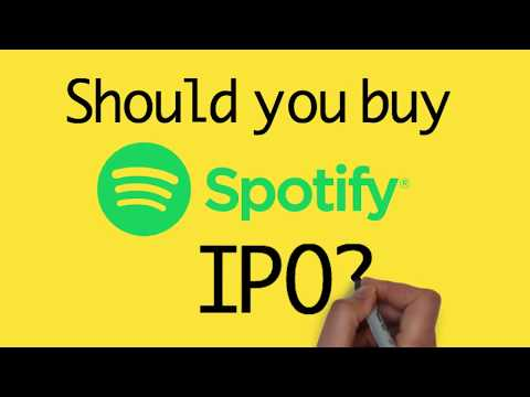 IPO Review -- Spotify(SPOT)  Should You Buy?? Mp3