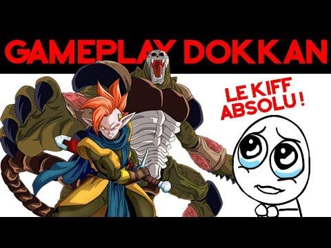 Démonstration de la très fun team de Tapion - DOKKAN